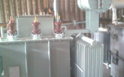 250kva Second Hand Transformer In Good Condition